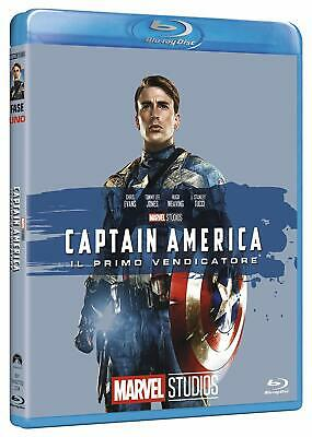 Captain America - Il primo vendicatore - Marvel 10° Anniversario (Blu-Ray Disc)