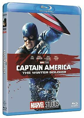 Captain America - The Winter Soldier - Marvel 10° Anniversario (Blu-Ray Disc)