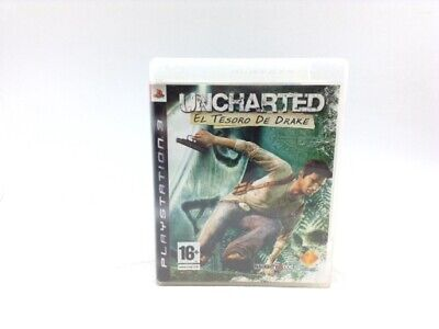 Juego Ps3 Uncharted: Drakes Fortune Essentials Ps3 4436801