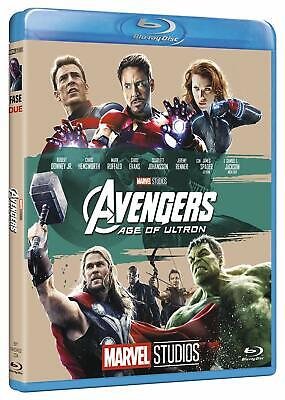 Avengers - Age of Ultron - Marvel 10° Anniversario (Blu-Ray Disc)