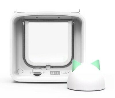SureFlap Cat Flap Microchip Connect Internet Hub Smart App Kitten Door Remote