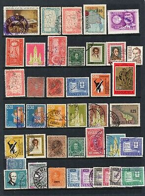 MP STAMPS, Stamps VENEZUELA, used