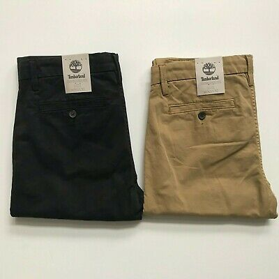 cb08582e03 NWT Timberland Men's Sargent Lake Twill Stretch Slim Fit Chino Pants A1MTJ  New
