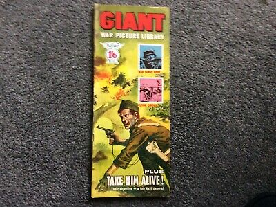 Giant War Picture Library no 55