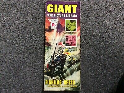 Giant War Picture Library no 56