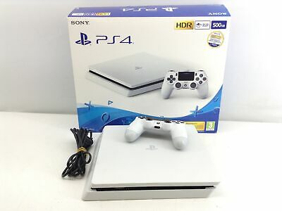 Consola Ps4 Sony Ps4 Slim 500Gb Silver 4437020