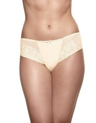 Bravado Maternity Brief Size Xl 16 18 Ivory Cream Lace Sublime Knickers Pant New