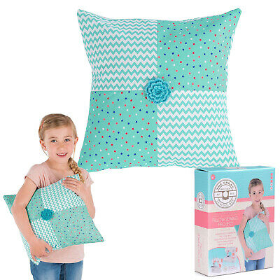 Toyrific Official Great British Sewing Bee Pillow Cushion Kit GBSB Kids Project