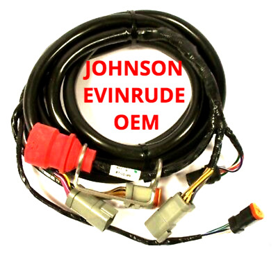 NEW OEM Johnson Evinrude OMC 176383 Adaptor CABLE 10 feet (3 meters)