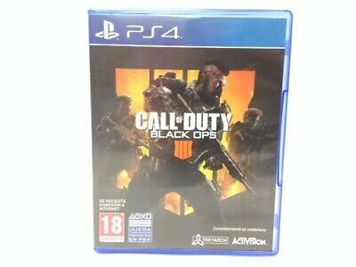 Juego Ps4 Call Of Duty Black Ops 4 4437194