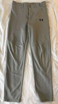 NEW Under Armour Heatgear UA Baseball Relaxed Fit//Coupe Youth/'s Pant Sz YXL