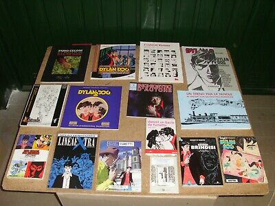 Dylan  Dog    Lotto   Stock   Fuoriserie  Extra