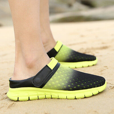 HOT Summer Men's Sports Sandals Casual Beach Breathable Slippers Flip Flop Shoes