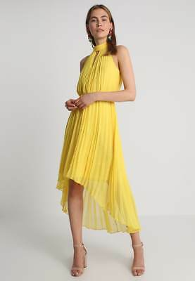 a1d65c974068a nEW Ted Baker NADETTE PLEATED COLLARED DRESS - Maxi dress sz 3 UK 12 US 8