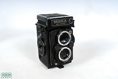 """Yashica Mat 124G Medium Format TLR Camera """"AS IS"""""""