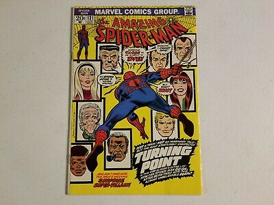 The Amazing Spider-Man 121 Death Of Gwen Stacy, Higher Grade