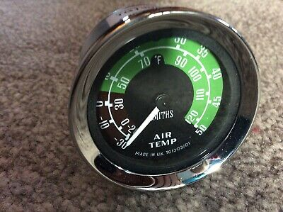 Smiths Classic Car. Ambient Air Temperature  Gauge NEW