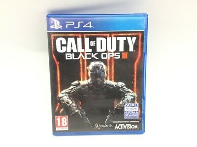 Juego Ps4 Call Of Duty Black Ops Iii Ps4 4438166