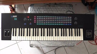 Sequential Circuits Prophet-2000
