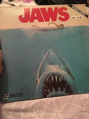 Jaws - LaserVision Disc