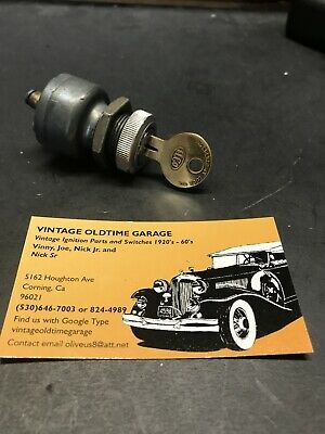 1930,1931,1932,1936,1937,1938,Chevrolet Cadillac,Buick,Dodge,Ply,Ignition Switch