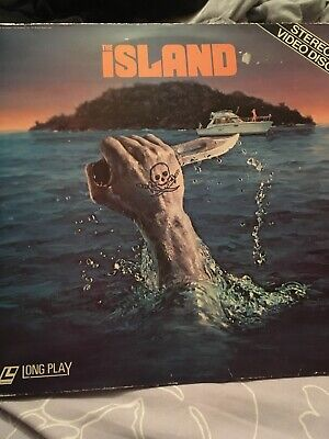 The Island - LaserVision Disc