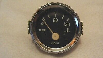 Vintage Car Temperature Gauge Veethree