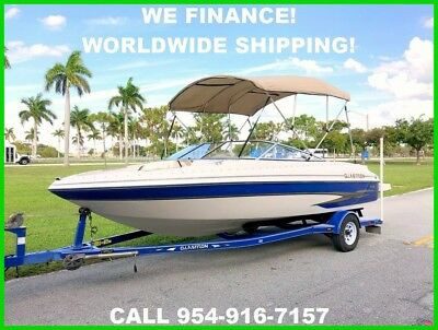 2003 Glastron Gx 205! 165 Hours! Freshwater Boat!