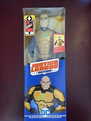 Mattel DC Justice League Booster Gold 12/'/'  Action Figure Brand New In Box