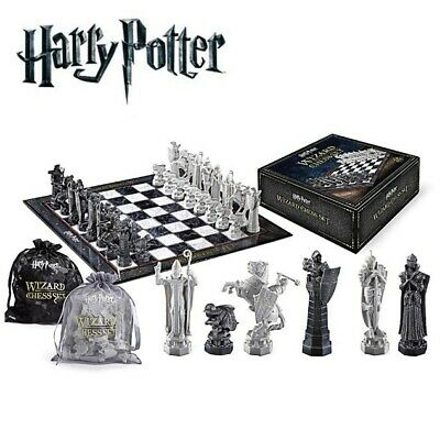 Harry Potter Wizard Chess Set The Noble Collection