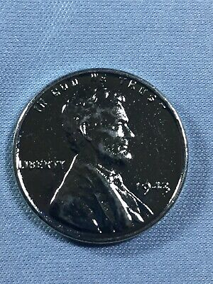 1943 P LINCOLN WHEAT, STEEL PENNY, GEM QUALITY Proof like, MS quality.