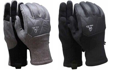 Head Women's Hybrid Gloves With Sensatec Touchscreen Various Sizes & Colors