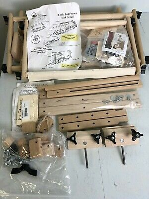 Lot K's Creations Lap Frame Holders for Needlepoint Embroidery Sewing Projects