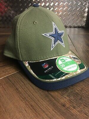 b577d34a DALLAS COWBOYS NFL New Era 39Thirty Salute To Service Sideline Flex Hat  Youth