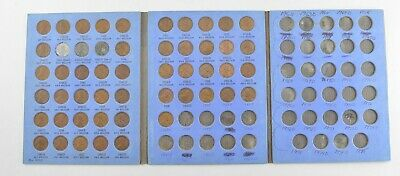 Complete 1941-58 Lincoln Wheat Cent Set - Includes 1943 Steel Cents! *027