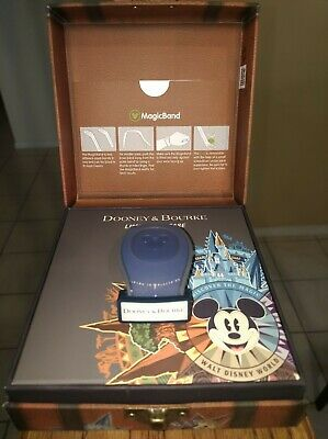 Disney Magic Band Passport Collection MagicBand 2 by Dooney & Bourke Navy Blue