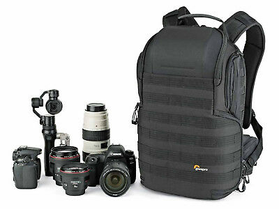 b847003504 LATEST VERSION LOWEPRO ProTactic BP 450 AW II Black Camera   Laptop Backpack  NEW -  202.00