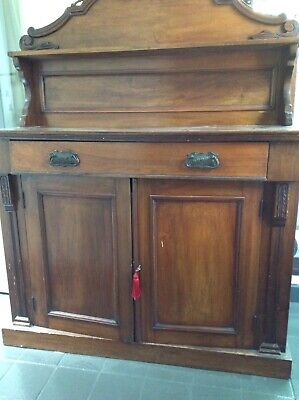 Antique Vintage Sideboard Chiffonier