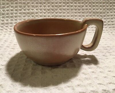 FRANKOMA 4SC Lazy Bones Large Mug Handled Soup Bowl - Peach Glow