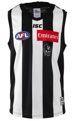Collingwood Magpies Home Guernsey  2018. New with tags.