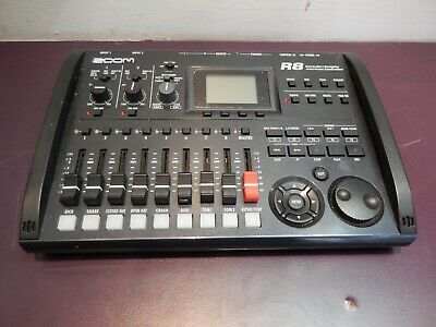 Zoom R8 8-Track Digital Recorder - B16049859
