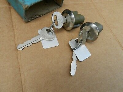 Nos Ford Xw Xy Xa Xb Xc Door Locks X2 Suits Gt Gs Coupe Sedan/ Genuine Ford