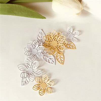 Flower Metal Design Cutting Dies For DIY Scrapbooking Card Album Paper Cards#