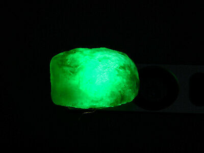 100% natural 12.00Cts.Untreated earth mined Colombian Loose Emerald rough
