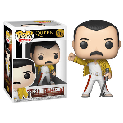 Funko Pop! Freddy Mercury Wembley 1986 #96 Preorder, Due March