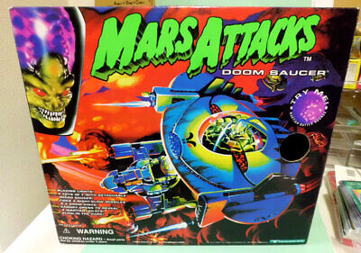 Mars Attacks Doom Saucer