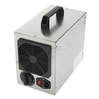 7g/h Commercial Ozone Generator Machine Industrial Air Purifier Smoke odor