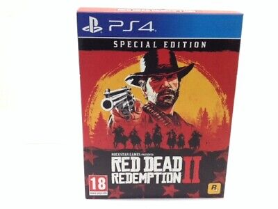 Juego Ps4 Red Dead Redemption 2 Ps4 4439157