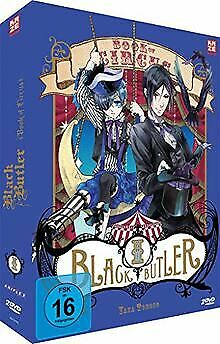 Black Butler: Book of Circus - 3.Staffel - Vol.1 (2 DVD... | DVD | état très bon