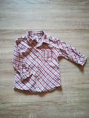 Chemise a carreaux baby club Taille 68